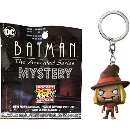 Amazon.com: Funko Scarecrow Mystery Pocket POP! x Batman The ...