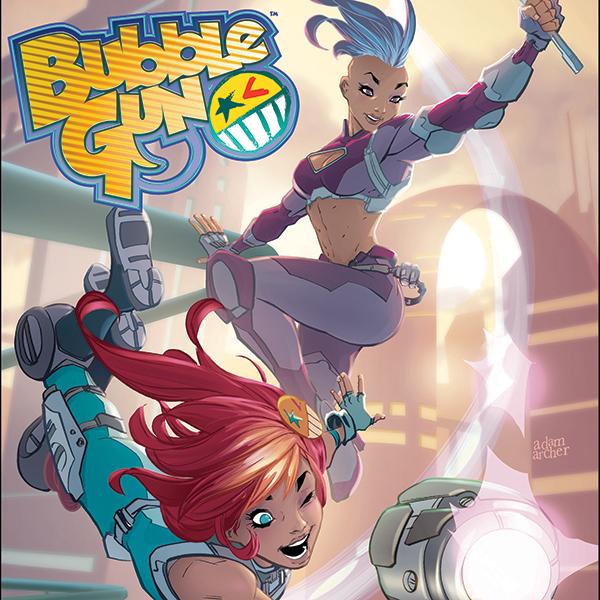 BubbleGun Vol. 2 (Issues) (2 Book Series)