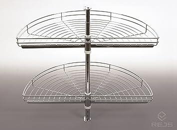 Schwenkauszug für Küchenschrank, 180Grad, Eckschrank ...