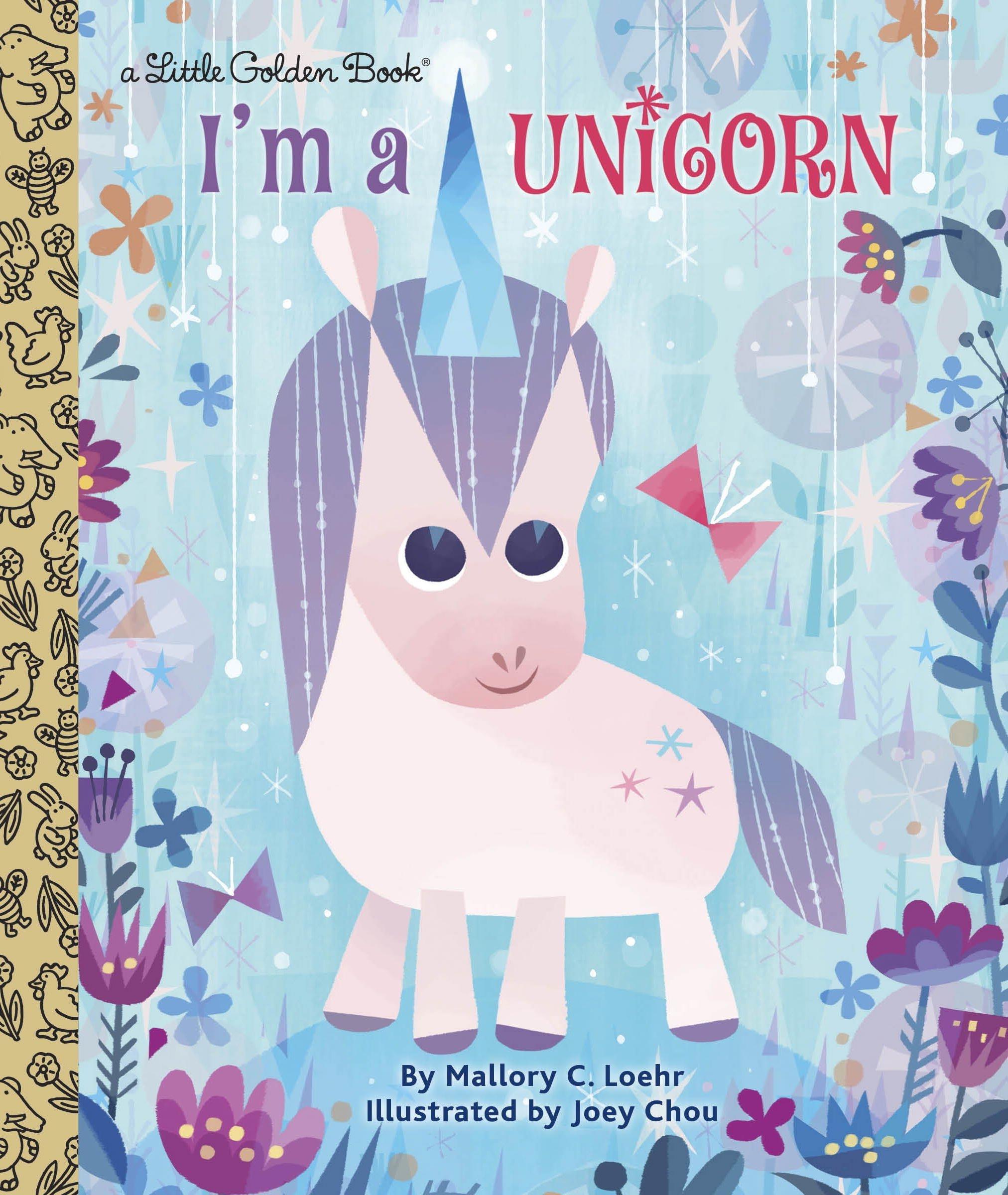 I'm a Unicorn (Little Golden Book) 4