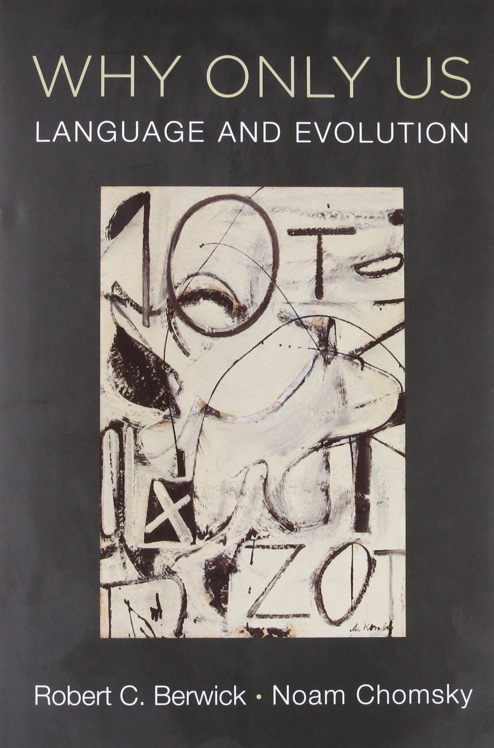 Why Only Us: Language and Evolution (The MIT Press) by imusti