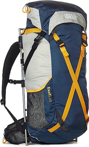 Vargo Exoti 50 Backpack, Blue Gray