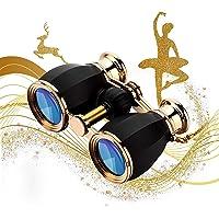 ESSLNB Opera Glasses Binoculars for Women Adults 4X30mm Theater Glasses Compact Binoculars for Theater and Concerts…