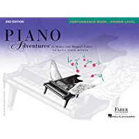 Piano Adventures : Primer Level - Performance Book book cover