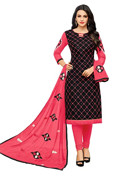 c4e37b046c5 Pisara Women Salwar Suit Unstitched Dress Material