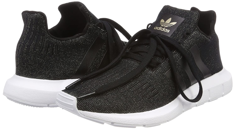 Adidas Damen Swift Negbás Run W Fitnessschuhe Schwarz (Negbás / Negbás Swift / Ftwbla 000) 14932a