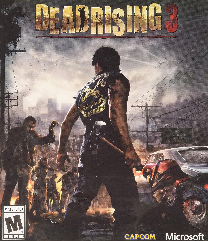 Microsoft Dead Rising 3, Xbox One - Juego (Xbox One, Xbox One, Acción / Aventura, M (Maduro))