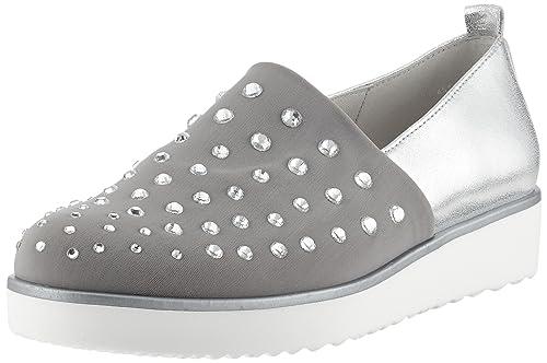 Gabor Comfort Slipper in Farbe silber um 56% reduziert