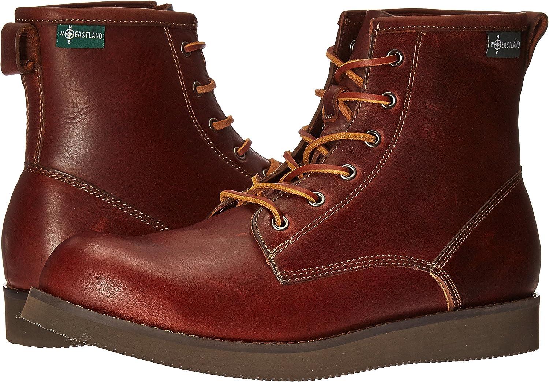 New in Box $225 Eastland Kyle 1955 Dark Walnut Leather Chukka Boot Size 11