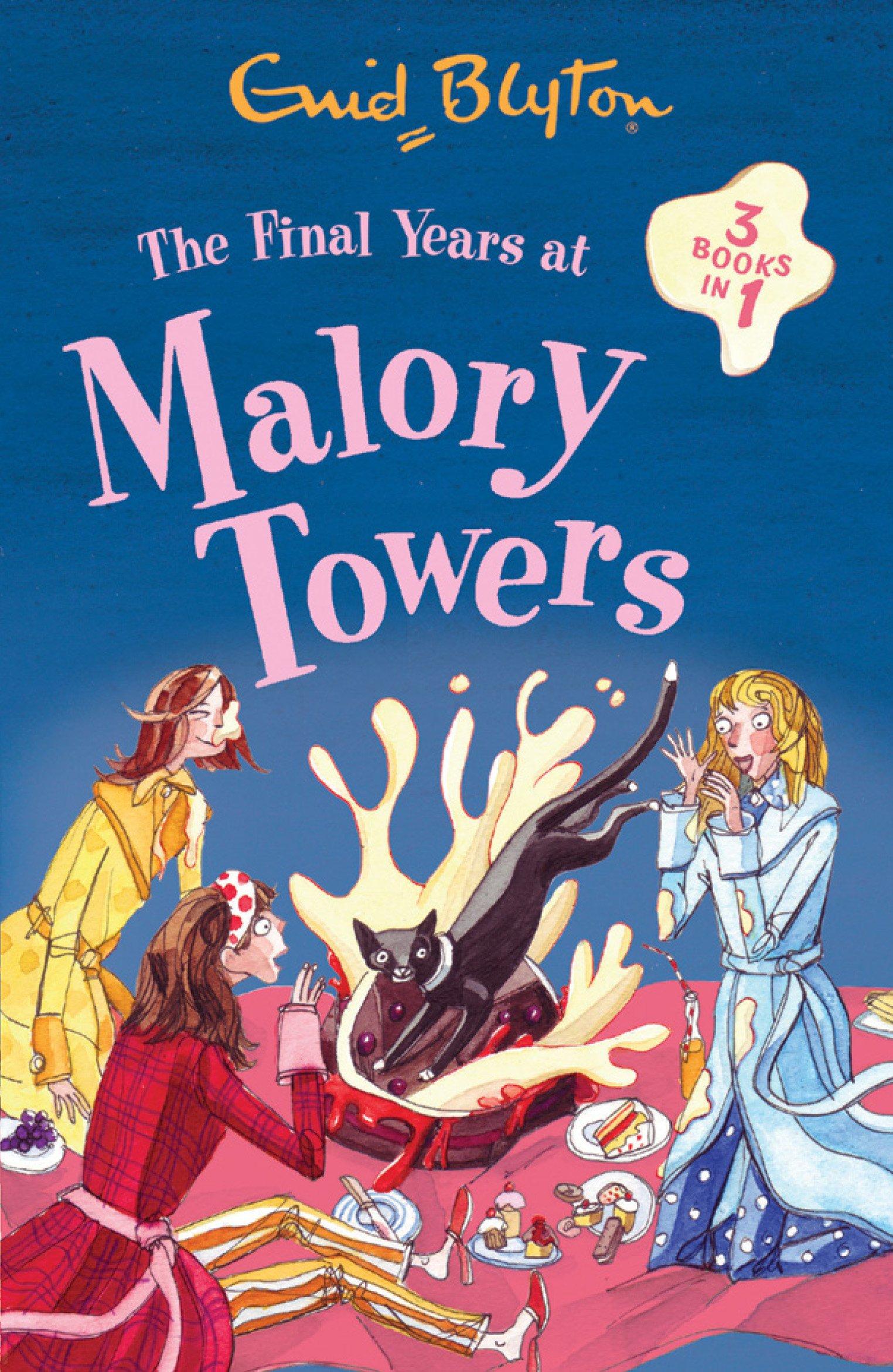 Final Years at Malory Towers (Malory Towers (Pamela Cox)) pdf epub