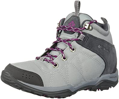 9808f364676 Columbia Women's FIRE Venture MID Textile Hiking Boot