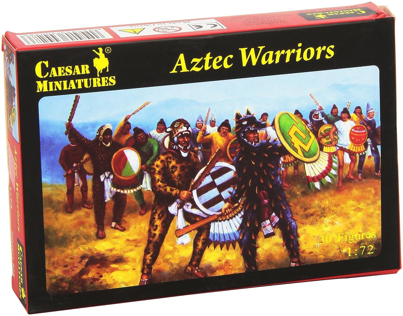 Caesar Miniatures 1//72 Aztec Warriors # 028