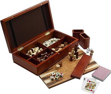 SAC - Set de Juegos de Mesa Games SAG127 (Importado): Amazon.es: Juguetes y juegos