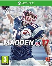 Madden NFL 17 [Importación UK]