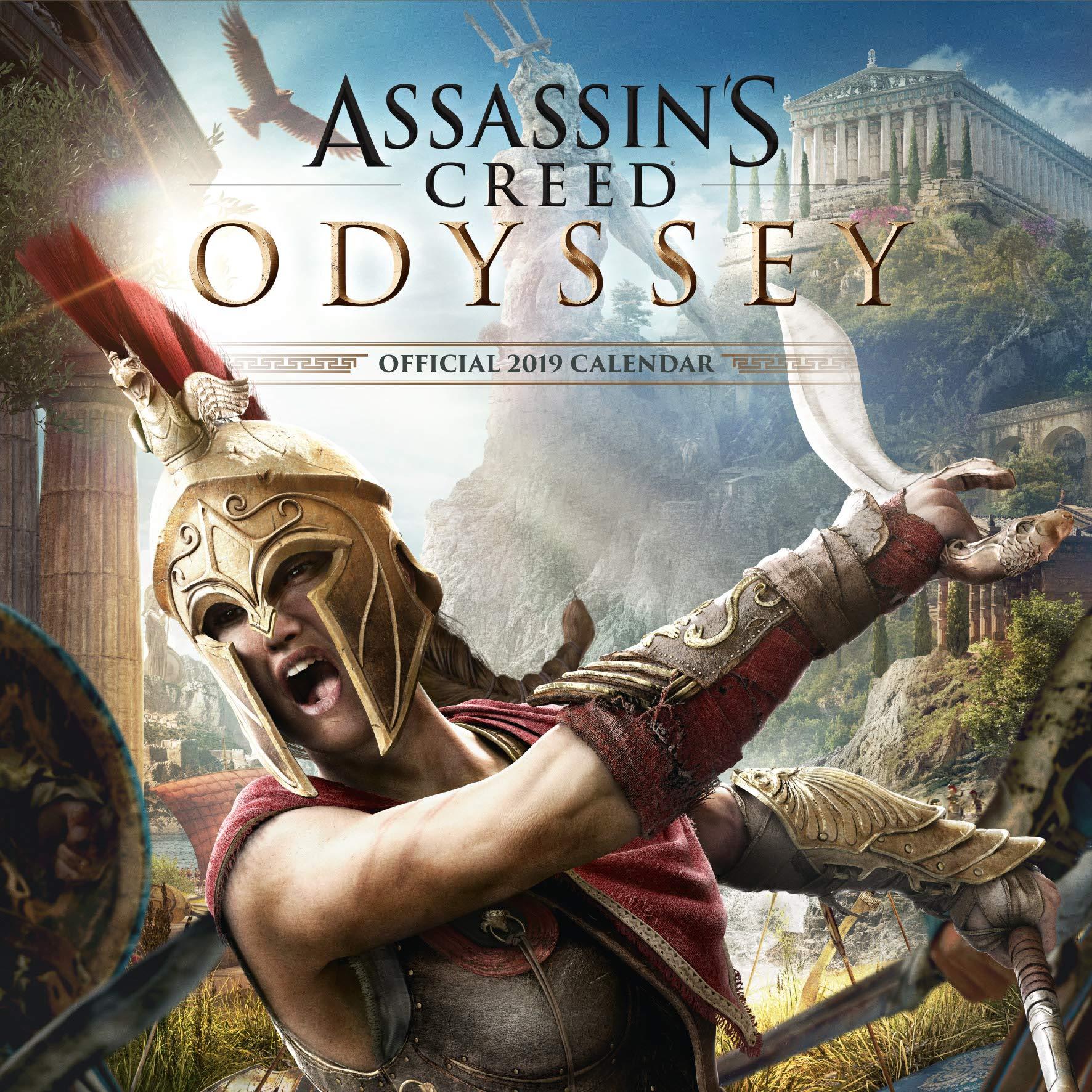 Assassins Creed Game Official 2019 Calendar - Square Wall Calendar Format: Amazon.es: Assassins Creed Game: Libros en idiomas extranjeros
