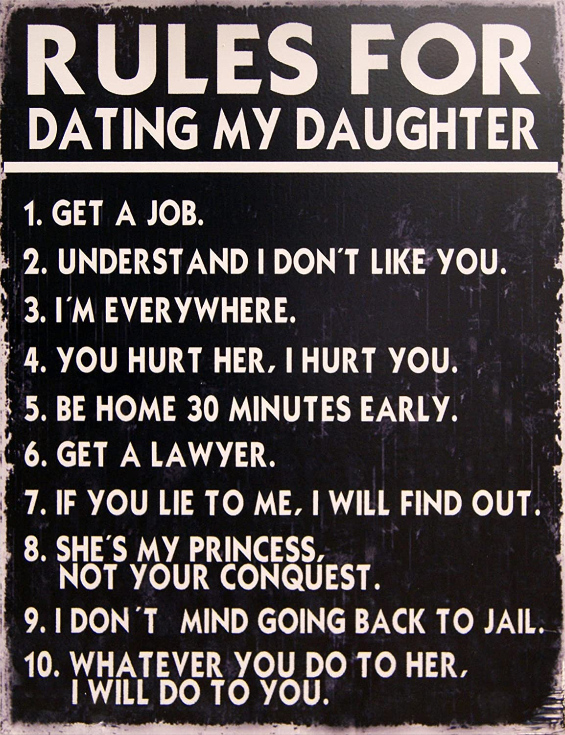 daiting application for dating my daughter