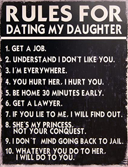 Dating my daughter rule 1
