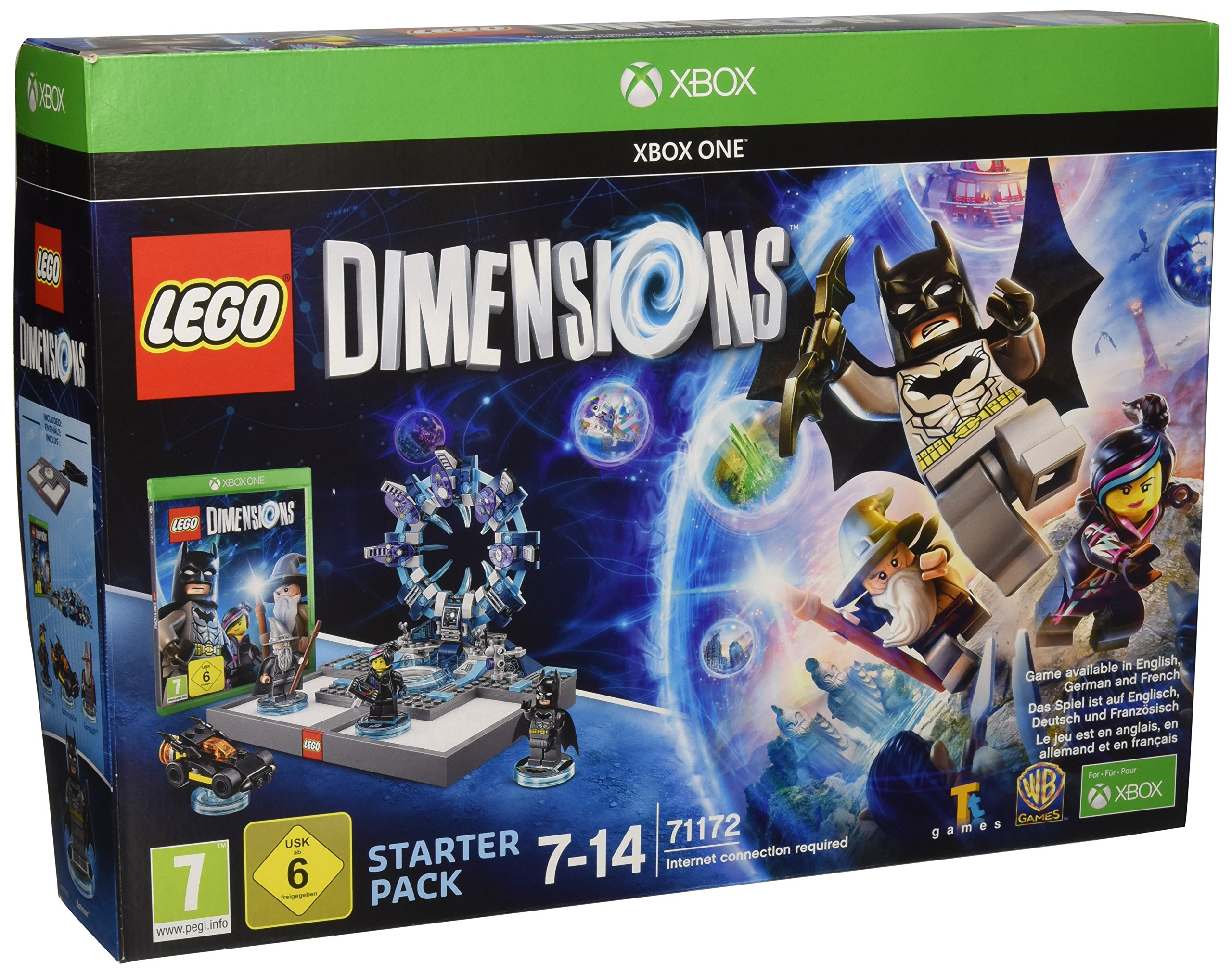 LEGO Batman Minifigure from Dimensions Starter Pack
