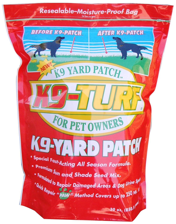 amazon com the dirty gardener k9 yard patch super fast grass