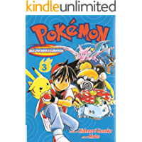 pokemon kanto vol.3 (pokemon aventures)