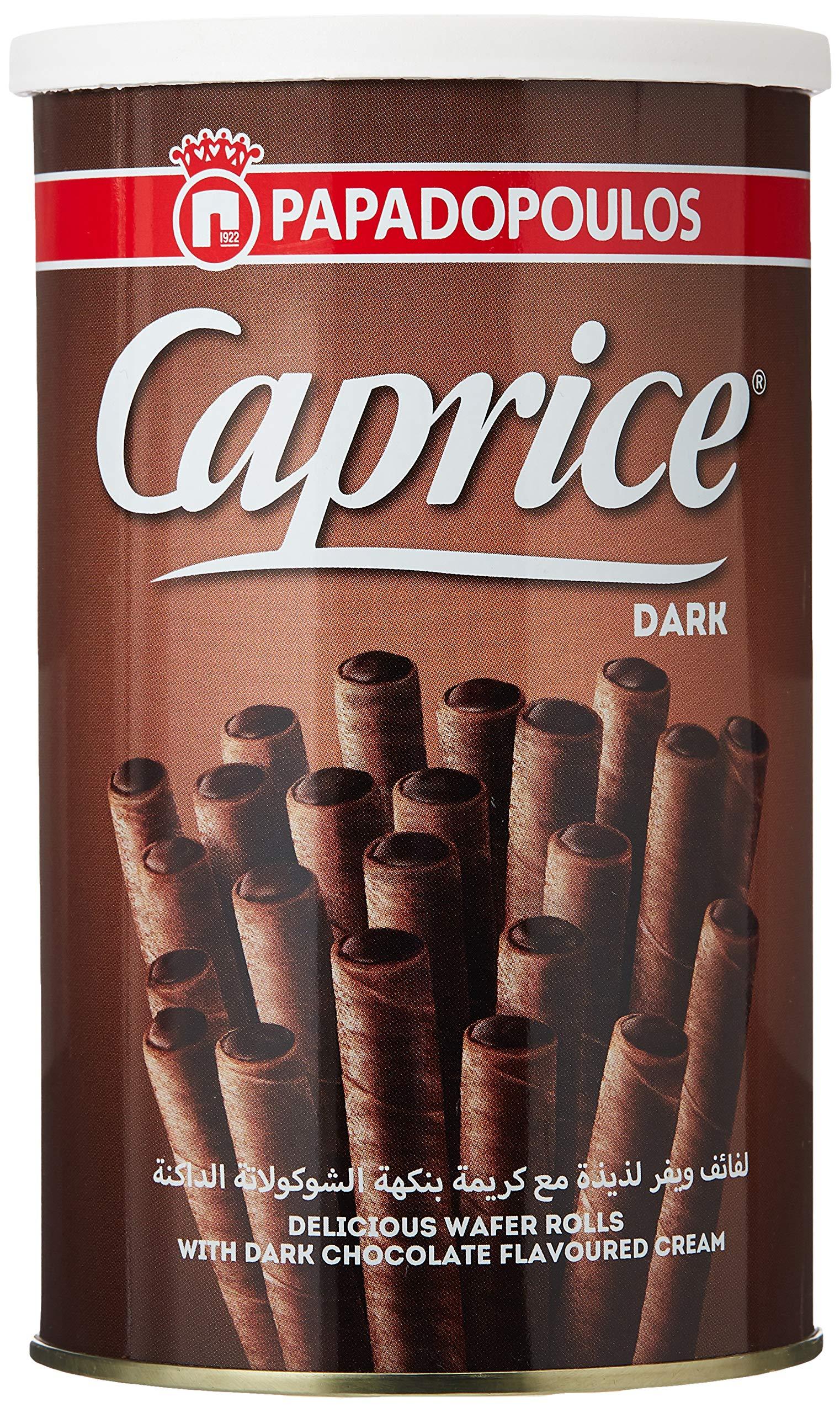 Caprice - Dark Chocolate Filled Wafers, 250g