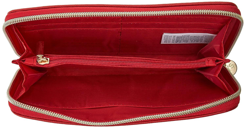Womensecret Monedero Cartera roja, Mujer, Rojo (Red ...