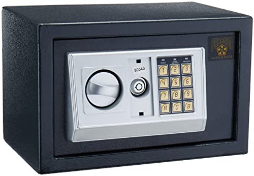 7850 Paragon Lock Safe Electronic Safe .28 CF Jewelry Home Security Digital