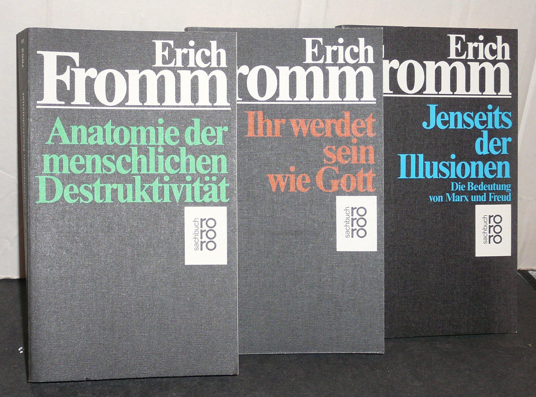 Anatomie der menschlichen Destruktivität: Amazon.de: Erich Fromm: Bücher