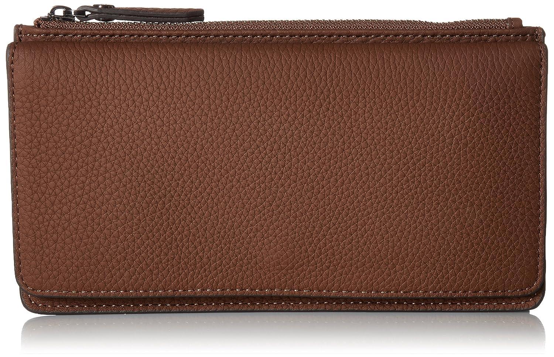 Ecco Womens Jilin Travel Wallet, Black, 1.5x11x19.5 cm (B x H x T) Ecco