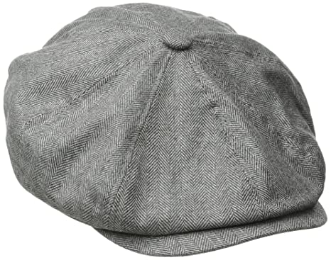 e2efbcd75c1aa Stetson Men s Cashmere Blend 8 4 Cap with Silk Lining