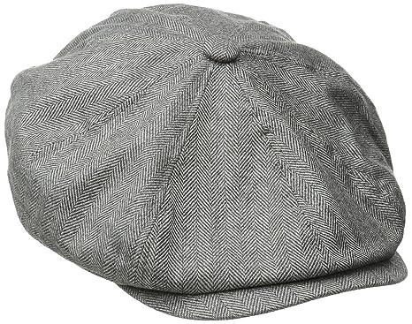 2444108cfbc Stetson Men s Cashmere Blend 8 4 Cap with Silk Lining