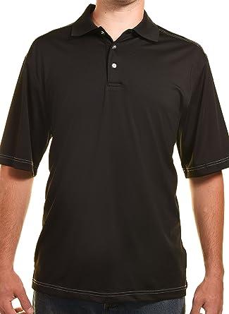 Pebble Beach Polo >> Amazon Com Pebble Beach Performance Lightweight Golf Polo Clothing