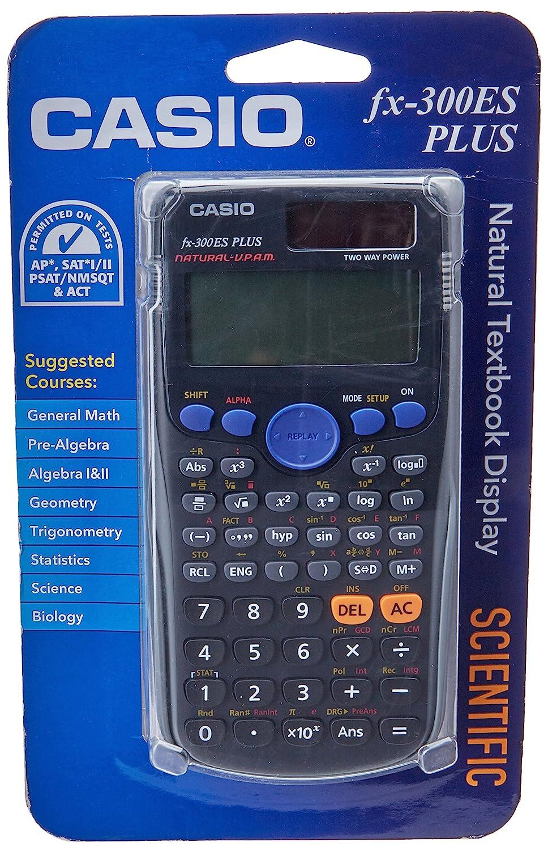 Amazon casio fx 300es plus scientific calculator black amazon casio fx 300es plus scientific calculator black electronics falaconquin