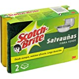 Scotch-Brite - Salvauñas Verde Duplo