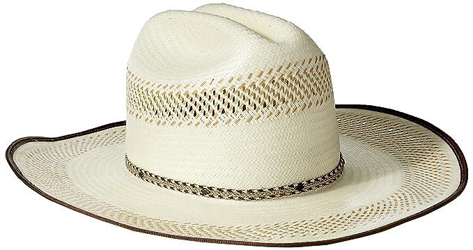 40168d11e Bailey Western Men's Dooley Cowboy Hat