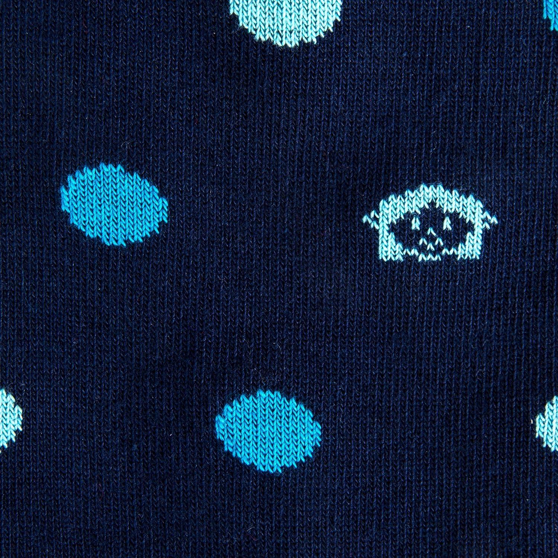 Unicef Regalo solidario, Calcetines para Niños, Multicolor Marino/Azul Clarito 1, 9 años (Tamaño del Fabricante:Talla 32-35): Amazon.es: Ropa y accesorios