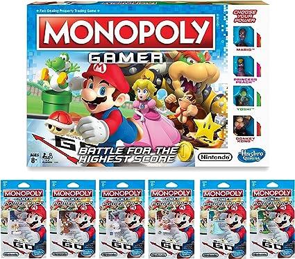 Monopoly Gamer Pack Bundle (Exclusivo de Amazon): Amazon.es: Juguetes y juegos