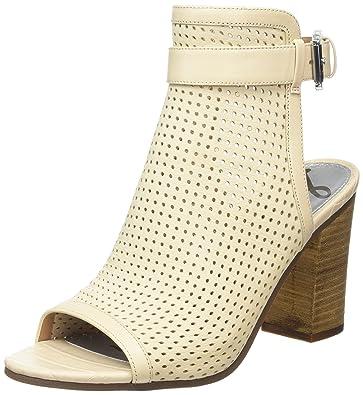 d63398605 Sam Edelman Women s Emmie Peep Toe Booties
