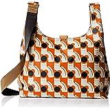 Orla Kiely Poppy Cat Print Midi Sling Bag