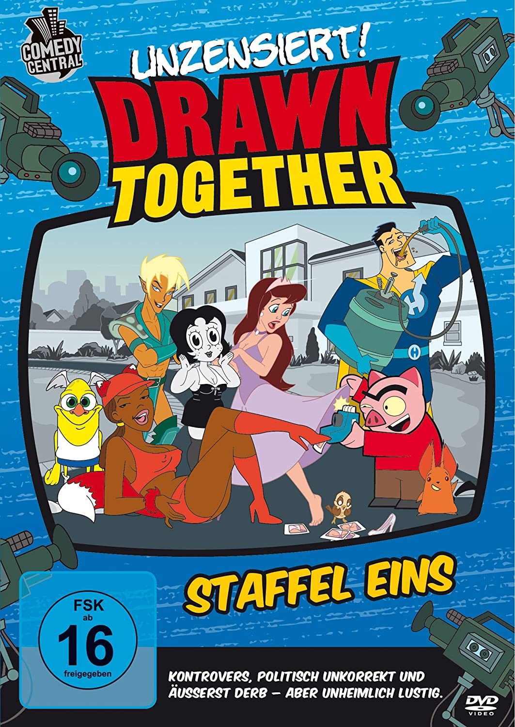 drawn together toot nackt