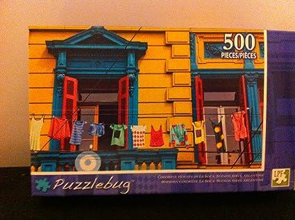 Art Box Fish Aquarium 500 Piece Jigsaw Puzzle LPF