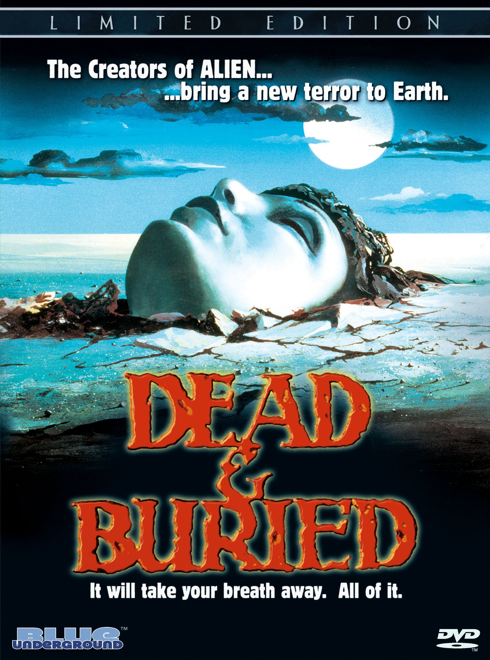 Dead & Buried (Limited Edition)