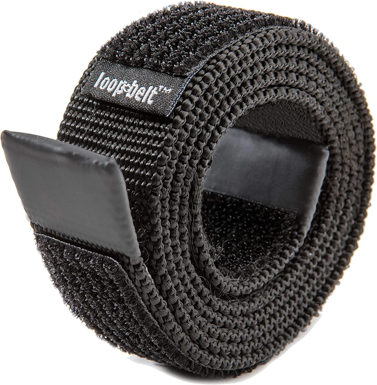 Loopbelt Boys//Slim 30mm Reversible Hypoallergenic Buckleless Belt