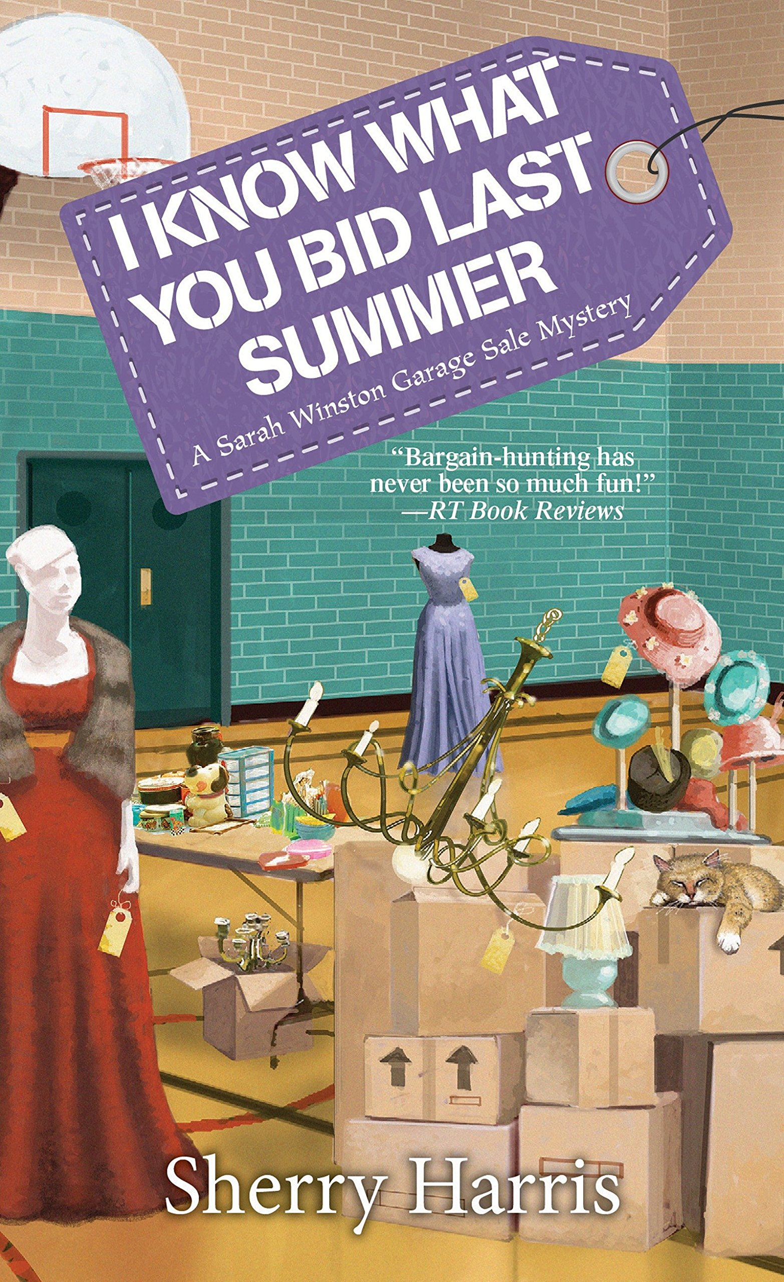 Download I Know What You Bid Last Summer (A Sarah W. Garage Sale Mystery) ebook