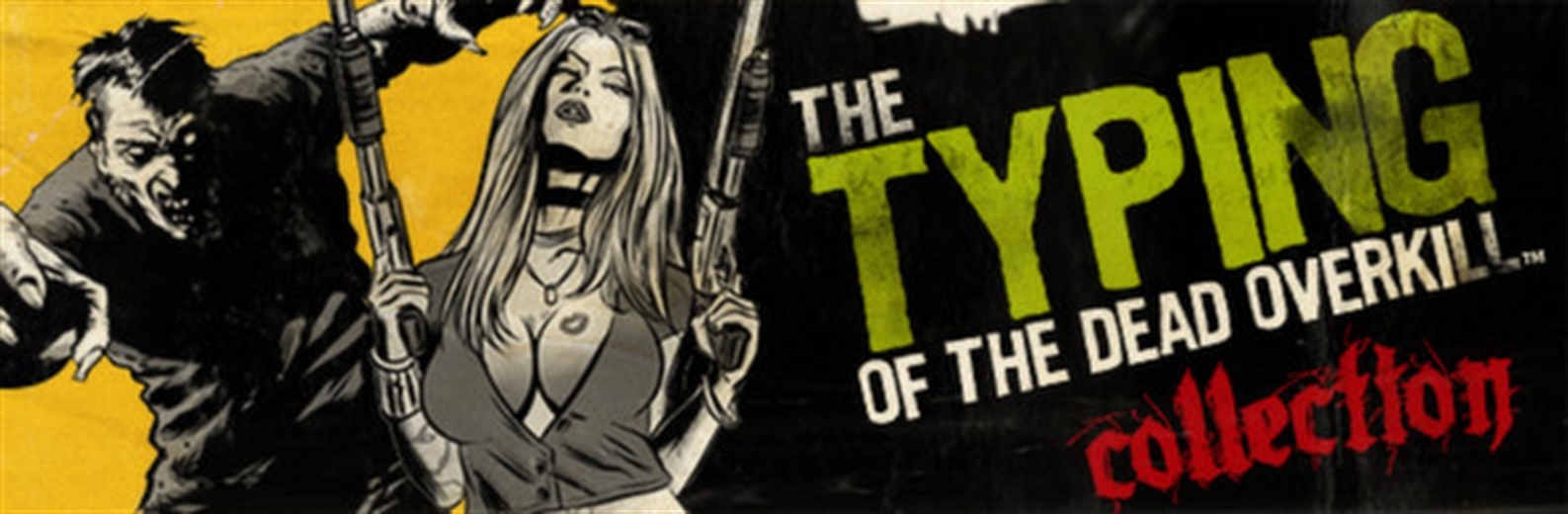 The Typing of The Dead: Overkill Collection [Online Game Code]