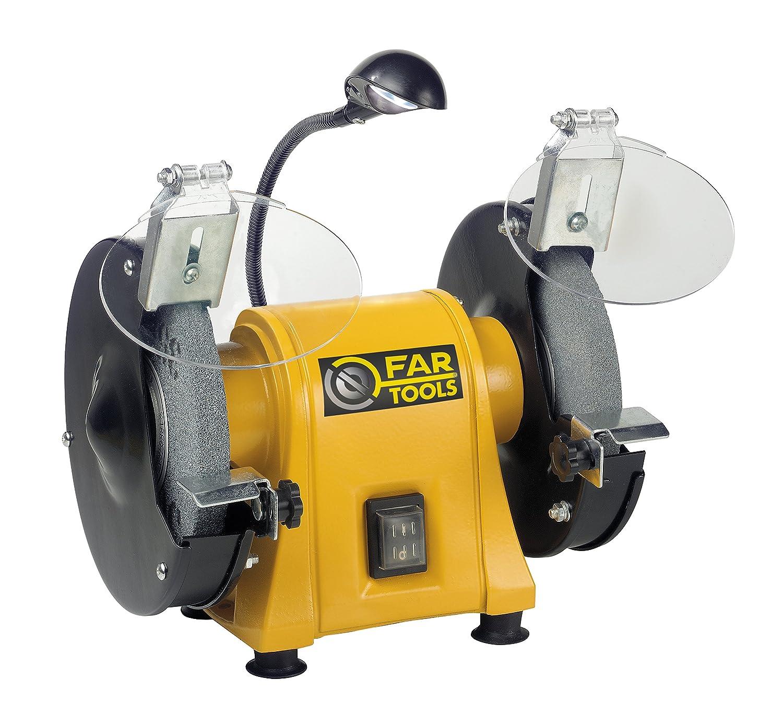 TX 150B Esmeriladora Potencia 150 W, Diá metro 150 MM, Diá metro 2 150, Velocidad de rotació n 2950 TR/MIN, Velocidad de rotació n 2 2950 TR/MIN, Diámetro 150 MM Diámetro 2 150 Velocidad de rotación 2950 TR/MIN Fartools 110181