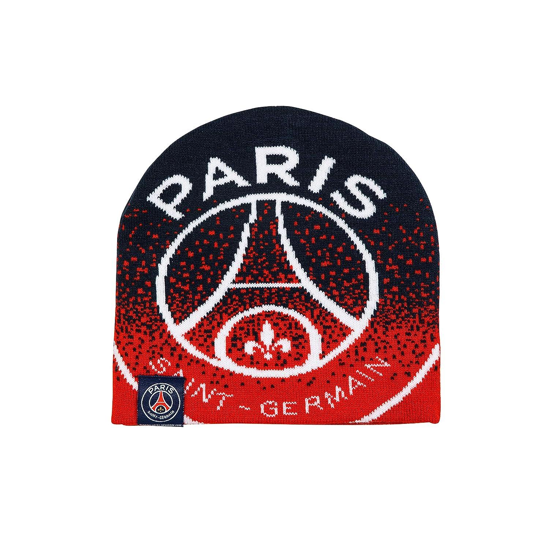 PARIS SAINT GERMAIN Gorro niño PSG - Colección Oficial: Amazon.es ...