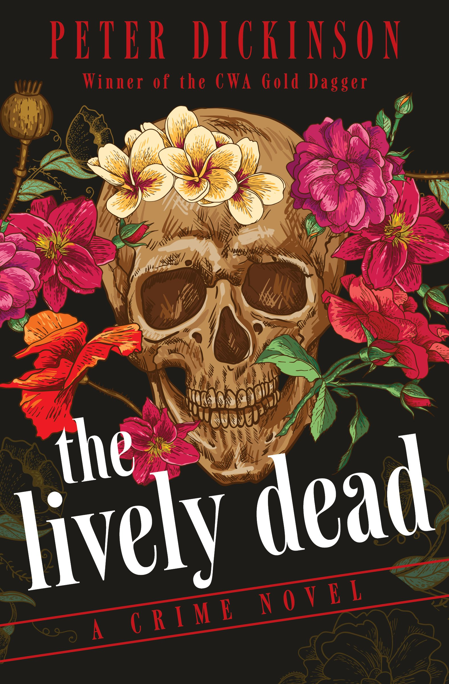 The Lively Dead: A Crime Novel: Peter Dickinson: 9781497697669: Amazon:  Books