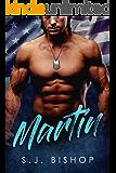 Martin: A Secret Baby Navy Seal Romance (Vanguard Security Book 1)