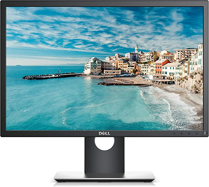 Dell 22 Monitor P2217 55.9cm(22 Inch) Black, EUR, X80N9 (55.9cm(22 Inch) Black, EUR)